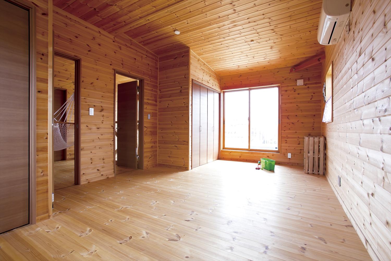 木目調の部屋50