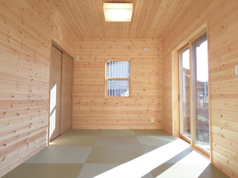 木目調の部屋44