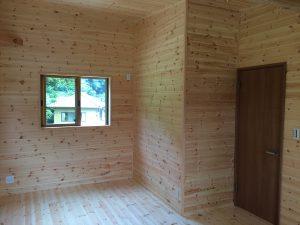木目調の部屋15