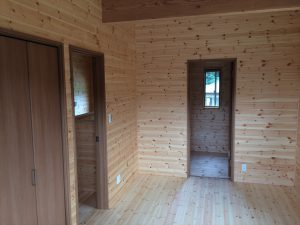 木目調の部屋14