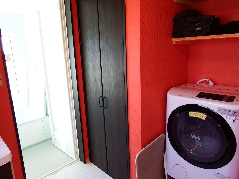 新築、戸建て住宅、洗濯室、家事動線、間取り