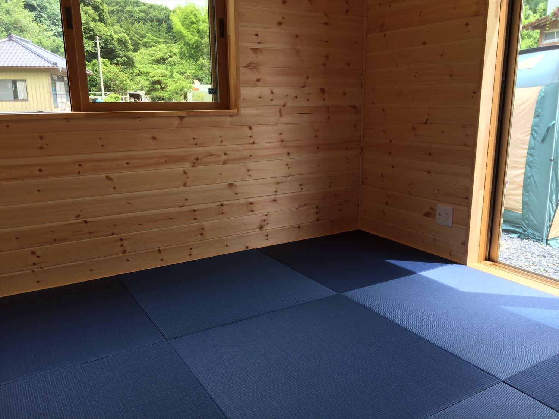 畳コーナー7|ログハウスのような木の家を低価格で建てるならエイ・ワン