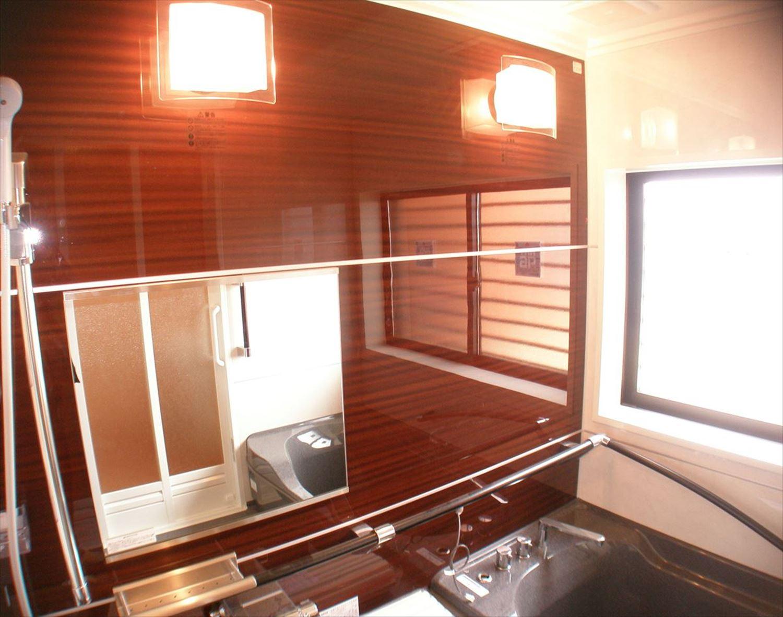 浴室|ログハウスのような木の家を低価格で建てるならエイ・ワン