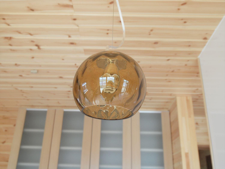 照明|ログハウスのような木の家を低価格で建てるならエイ・ワン