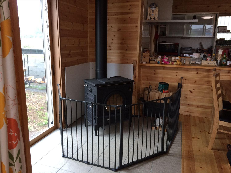 薪ストーブ4|ログハウスのような木の家を低価格で建てるならエイ・ワン