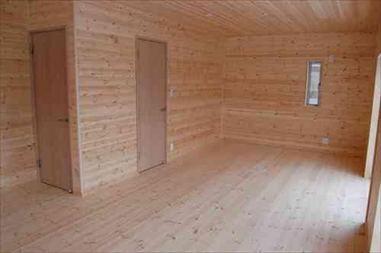 二階建て戸建て賃貸住宅の内装6|水戸市の注文住宅,ログハウスのような木の家を低価格で建てるならエイ・ワン