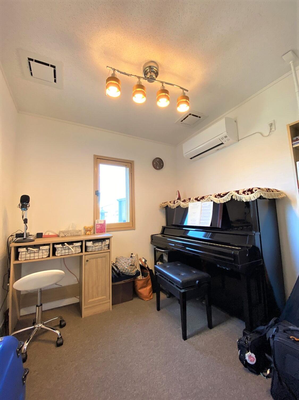 防音室|土浦市の注文住宅,ログハウスのような木の家を低価格で建てるならエイ・ワン