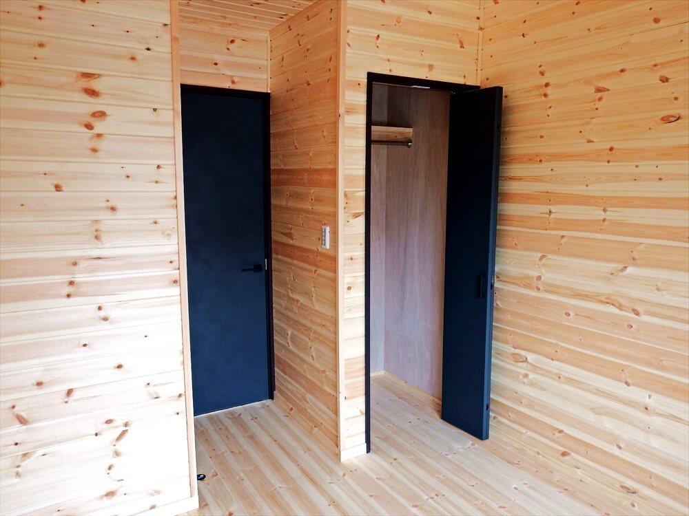 サーファーズハウス平屋の子供部屋|長生村の注文住宅,ログハウスのような木の家を低価格で建てるならエイ・ワン
