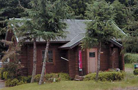 エイ・ワン株式会社が建てた1棟目のログハウス
