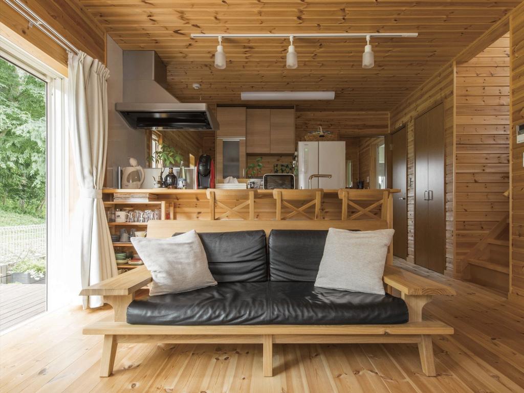 茨城 無垢材 低価格住宅