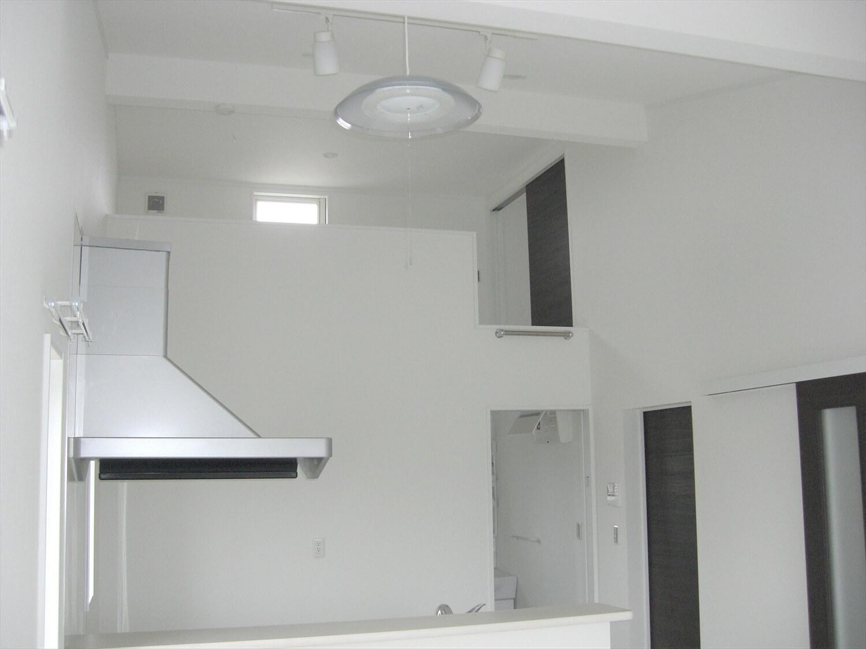 アパートタイプの二階建てのロフト|水戸市の注文住宅,ログハウスのような低価格住宅を建てるならエイ・ワン