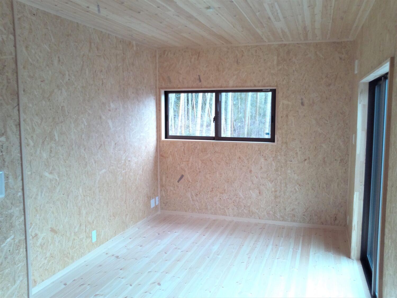 二階リビング住宅の部屋 印西市の注文住宅,ログハウスのような低価格住宅を建てるならエイ・ワン