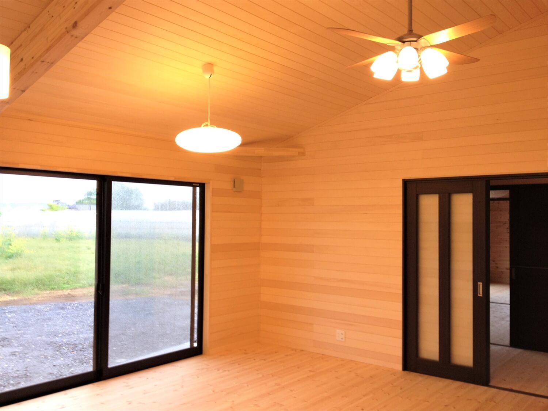 バリアフリー住宅の内装|つくば市の注文住宅,ログハウスのような低価格住宅を建てるならエイ・ワン