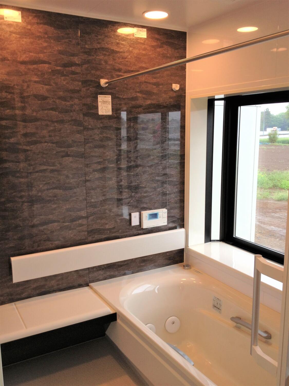 バリアフリー住宅のバスルーム|つくば市の注文住宅,ログハウスのような低価格住宅を建てるならエイ・ワン