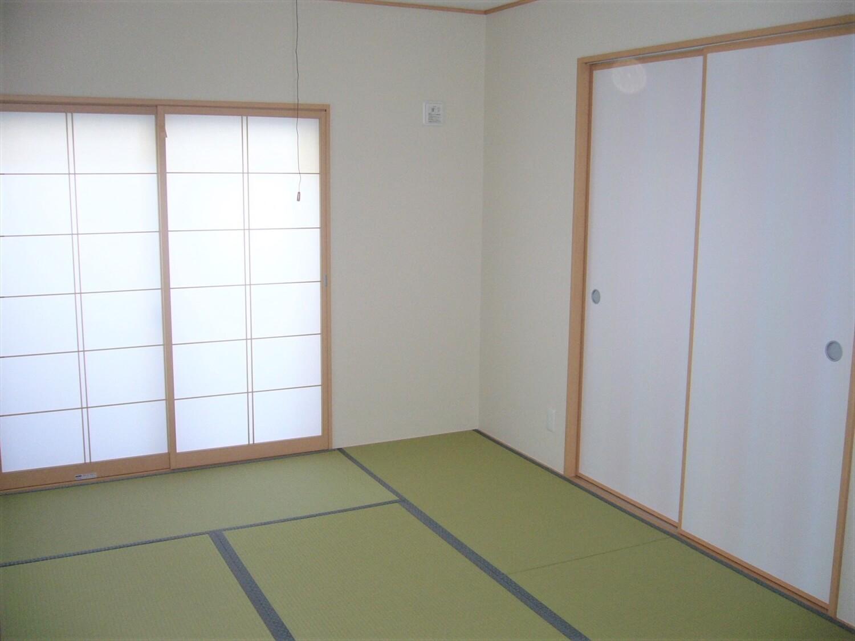 ロフトのある家の和室|横浜市の注文住宅,ログハウスのような低価格住宅を建てるならエイ・ワン