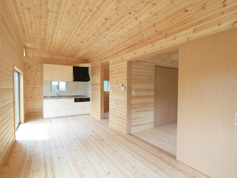 注文住宅,外観,低価格住宅,無垢材,家づくり