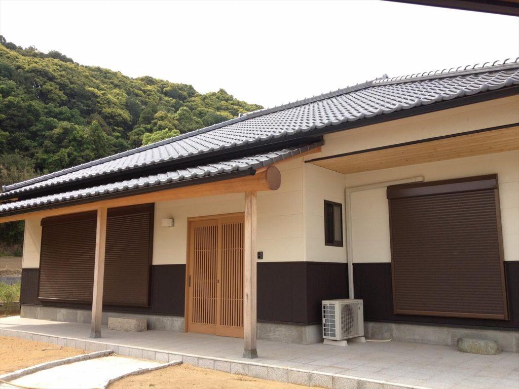 注文住宅,外観,新築,屋根