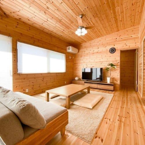 笠間市の平屋|家事動線を考慮した暮らしやすい平屋