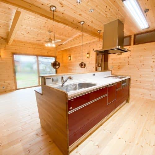 石岡市の平屋| 細部にこだわりを詰め込んだ無垢材の平屋