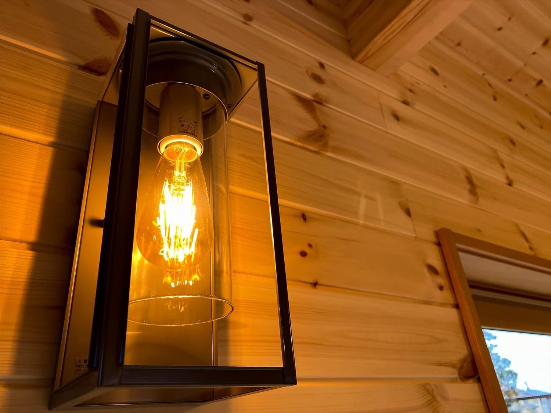 こだわりを詰め込んだ平屋の照明|石岡市の注文住宅,ログハウスのような木の家を低価格で建てるならエイ・ワン