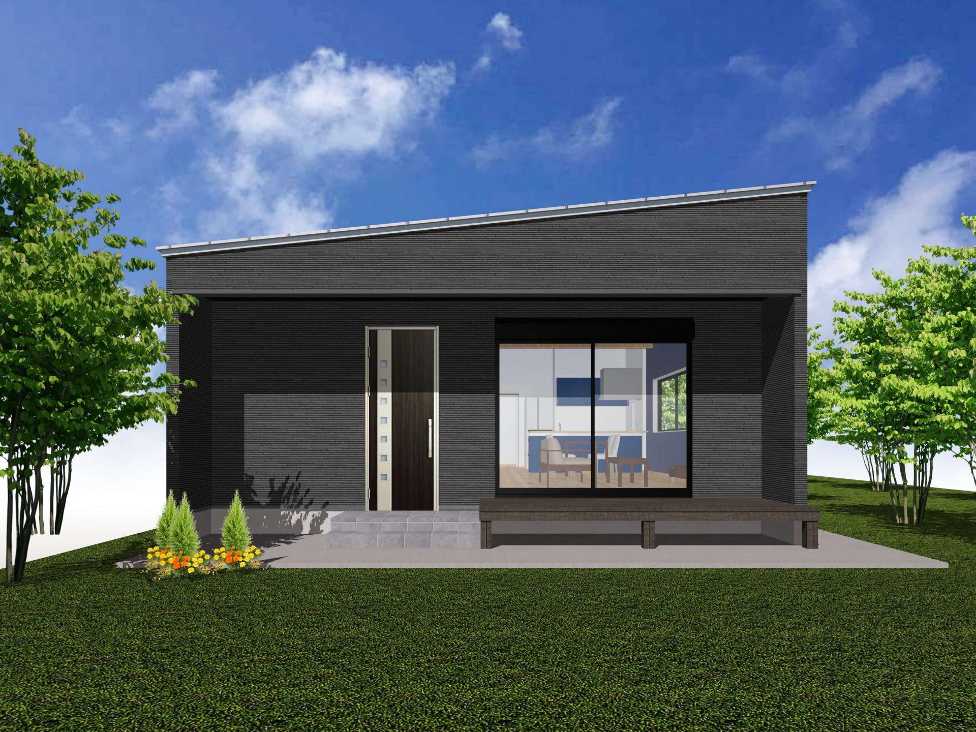 行方市の平屋の完成見学会20210327