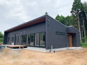 鹿嶋市で住宅見学会を開催20210828外観