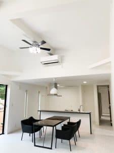鹿嶋市で住宅見学会を開催20210828内装